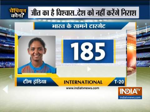 Women's T20 World Cup Final: Alyssa Healy, Beth Mooney power Australia to 184/4