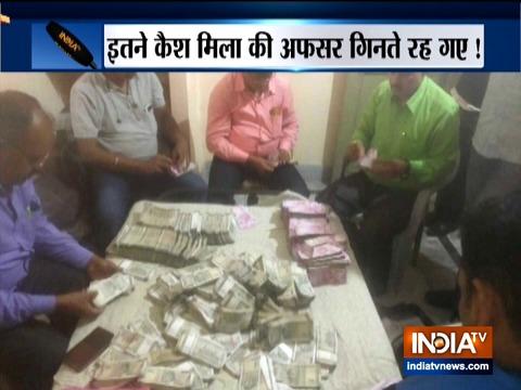 जमशेदपुर में सिंचाई विभाग के मुख्य अभियंता के घर से 3 करोड़ रुपये बरामद