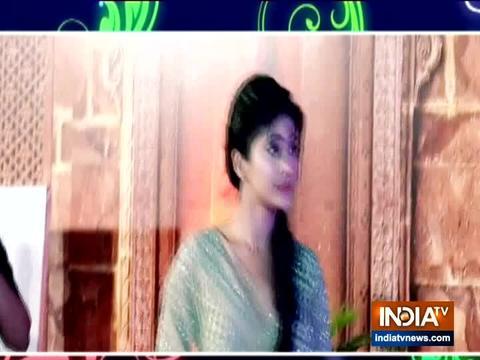 Krystle D'souza, Shivangi Joshi other TV stars sizzle at the ITA Awards 2019.