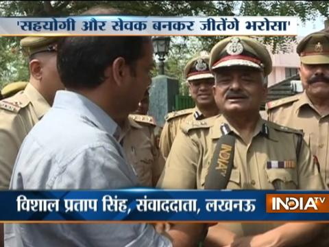 Anybody indulging in criminal activities wil not be spared : UP DGP