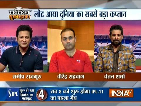 Sunrisers Hyderabad, Kings XI Punjab most balanced teams in IPL 2018: Virender Sehwag