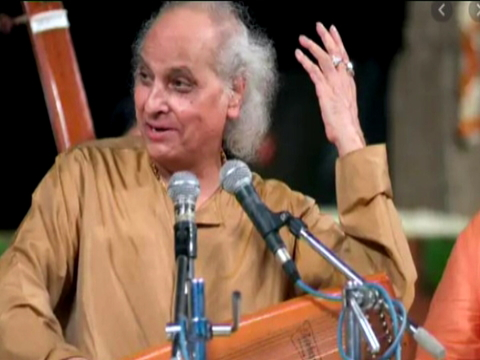 Legendary vocalist Pandit Jasraj passes away at 90 in New Jersey, US