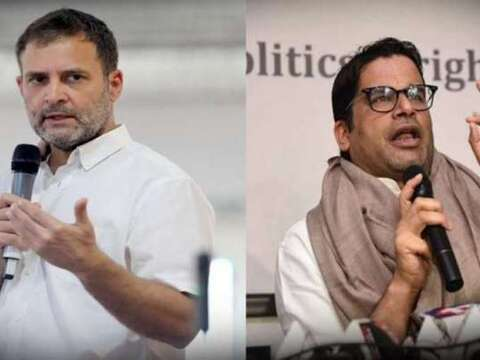 Rahul Gandhi meets Prashant Kishor ahead of likely rejig in Punjab