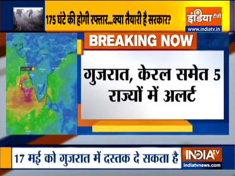 Cyclone Tauktae to hit Gujarat, Maharashtra, Kerala coasts