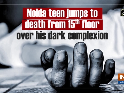 Noida teen jumps to death from 15th floor over his dark complexion