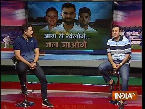 Exclusive | India's current bowling attack is one of the best at the moment: Virender Sehwag to IndiaTV