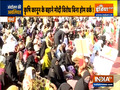 'Azadi' slogans raised at Azad Maidan in Mumbai