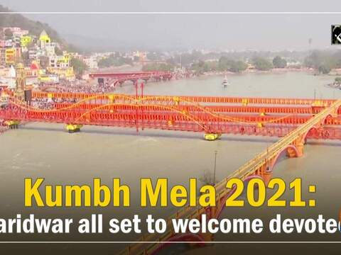 Kumbh Mela 2021: Haridwar all set to welcome devotees