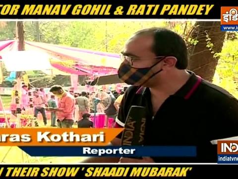 Manav Gohil, Rati Pandey talk about their show Shaadi Mubarak