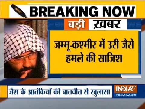जम्मू-कश्मीर में उरी जैसे हमले करने की साजिश कर रहा है जैश-ए-मोहम्मद