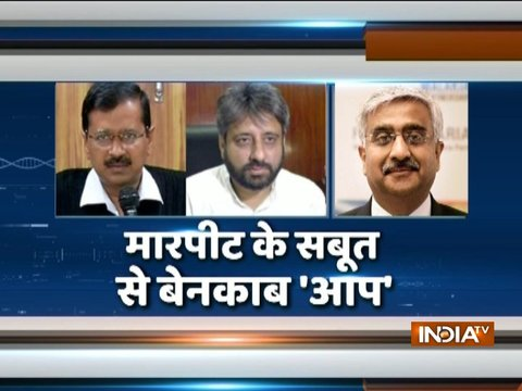 Delhi Chief Secretary assault case: Police likely to quiz AAP MLAs present at CM's house