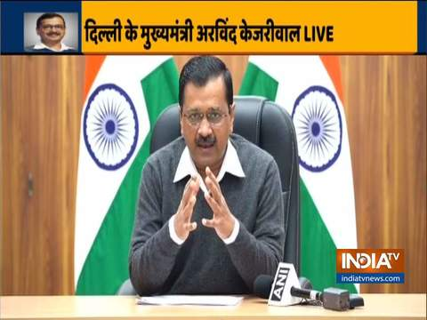 Coronavirus vaccine will be given to 51 lakh people in first round in Delhi, says CM Kejriwal