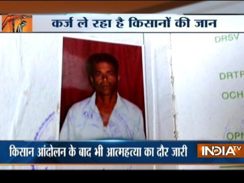 Madhya Pradesh: Seven more farmer commits suicide in 24 Hour