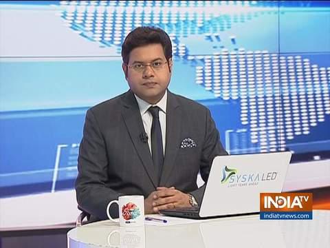 आज की बात रजत शर्मा के साथ | नवंबर 6, 2019