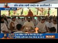Inside visuals of Swami Ramdev's 'Deeksha' class at Rishigram in Haridwar