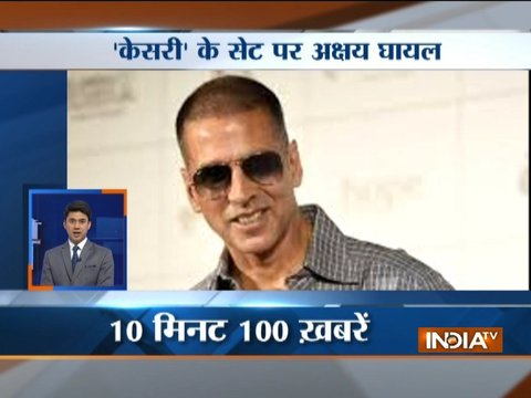 News 100 | 21st April, 2018