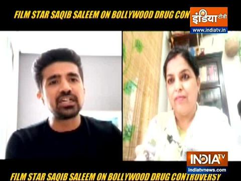 Look what actor Saqib Saleem has to say on drug nexus in Bollywood