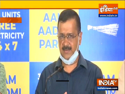 After Punjab, Uttarakhand Kejriwal promises 300 unit of free electricity in Goa