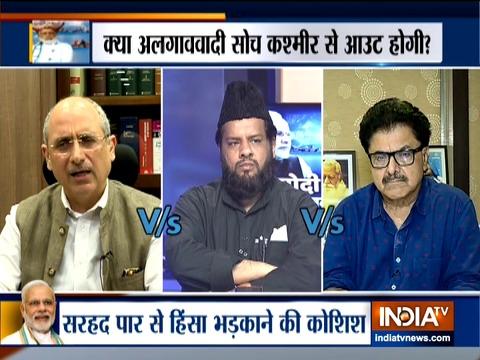 कुरुक्षेत्र: महाराष्ट्र में पीएम मोदी ने कहा- नए कश्मीर के निर्माण का समय
