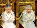 Queen Elizabeth II swaps out 3lb Imperial State Crown for lighter one at Parliament opening