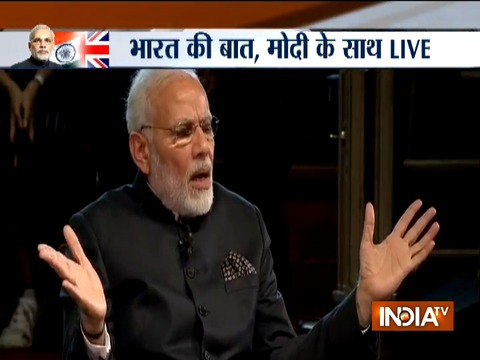 People have more expectations from my government because they know we can do it: PM Modi
