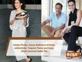 Sanya Malhotra's birthday celebrations, Taapsee Pannu and Sujoy Ghosh promote Badla film and more