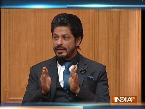 I am still a kid, says Shah Rukh Khan
