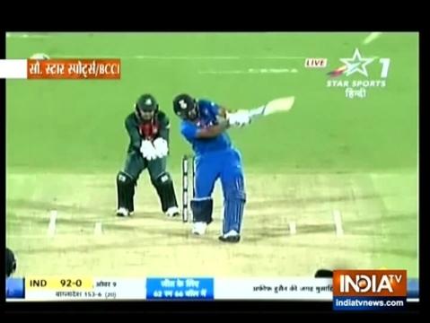 Ind vs Ban: रोहित शर्मा ने खोला राज, इस तरह हासिल की लम्बे-लम्बे छक्के मारने में महारथ