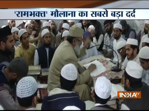 Maulana Salman Nadvi emotional break down after being expelled from AIMPLB