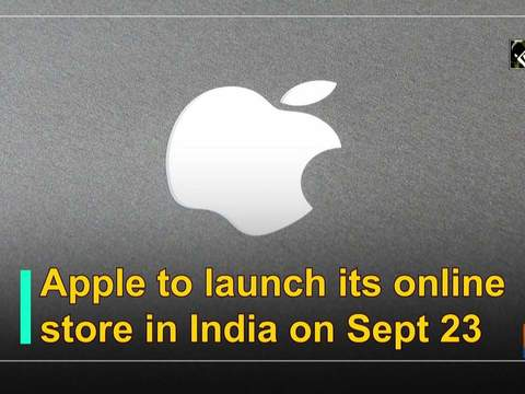 Apple to launch its online store in India on Sept 23