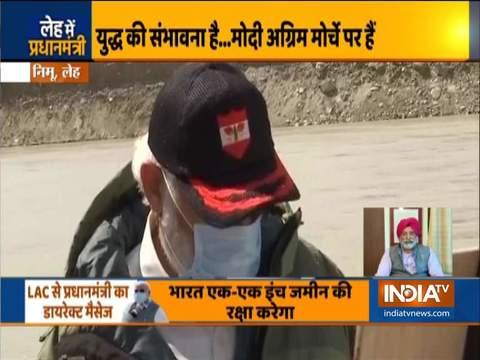 एक्सपर्ट्स के अनुसार पीएम मोदी की लेह यात्रा से भारतीय सेना का विश्वास बढ़ेगा