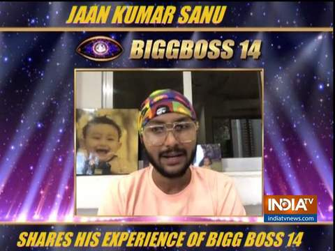 Jaan Kumar Sanu speaks about his experience in the Bigg Boss 14 house
