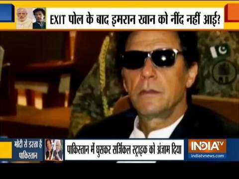 मोदी के फिर जीतने के अनुमान से पाकिस्तान मायूस