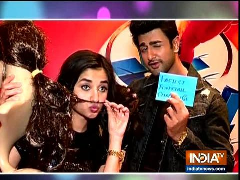 TV Ka Dum: Television celebrities take on the Kamariya Challenge