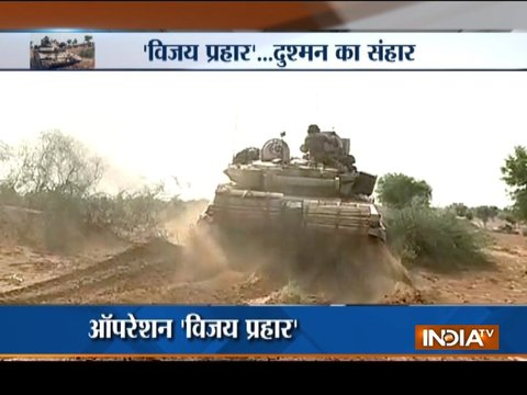 Special Report: Army's 'Vijay Prahar' exercise in Rajasthan