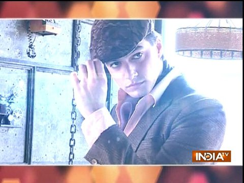 Mohsin Khan's filmy photo shoot pictures will leave you in awe