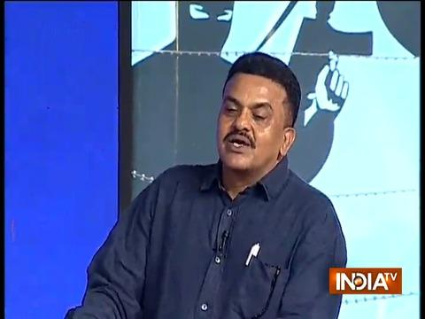Sanjay Nirupam clarification on controversial remark on army-chief by his own party member