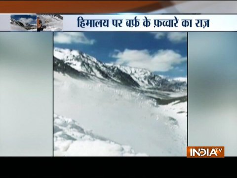 Aaj Ka Viral: 5 people rescued from Rohtang pass