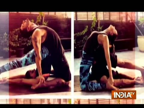 Here's how Bollywood is celebrating the International Day of Yoga