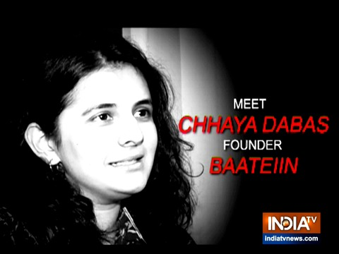 Conversation by conversation: Chhaya Dabas, founder of 'Baatein', shares her inspiring journey