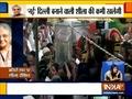 Sheila Dikshit funeral:Former Delhi CM last rites held at Nigam Bodh Ghat