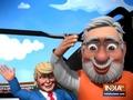 OMG: अमेरिकी राष्ट्रपति के स्वागत के लिए अहमदाबाद तैयार