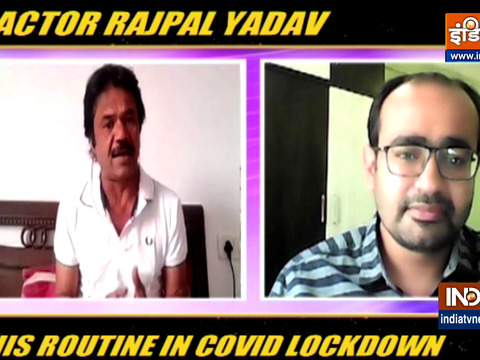 Rajpal Yadav on Covid19 lockdown