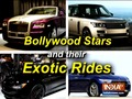 Bollywood celebrities and their luxurious cars