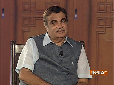 Nitin Gadkari in Aap Ki Adalat: BJP will win Rajasthan, Chhattisgarh, Madhya Pradesh assembly polls