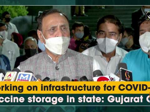 Working on infrastructure for COVID-19 vaccine storage in state: Gujarat CM