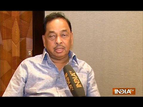 Yet to receive invitation to join NDA: Former Maharashtra CM Narayan Rane
