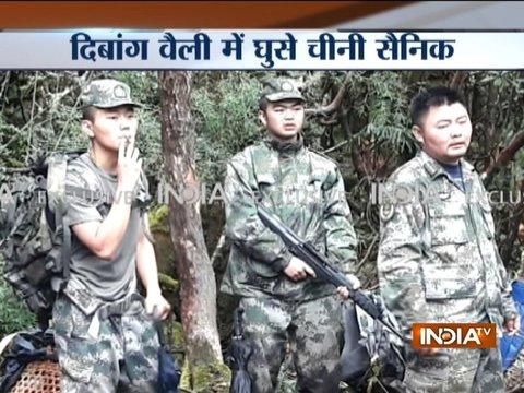 चीन ने फिर अरुणाचल प्रदेश में की घुसपैठ, रक्षा मंत्रालय के सूत्रों ने घुसपैठ की पुष्टि की