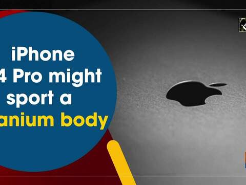 iPhone 14 Pro might sport a titanium body