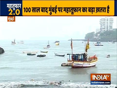 Kurukshetra: Maharashtra, Gujarat brace for cyclone Nisarga